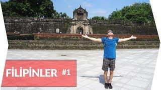 12 Milyonluk Şehir Manila'dayım   Manila - Filipinler