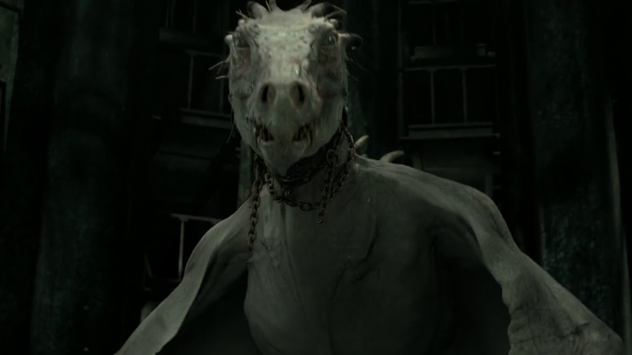 Download Hermione Harry And Ron Escape From Gringotts - Harry Potter And The Deathly Hallows Part 2