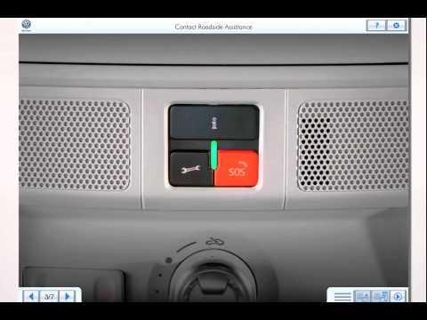 Volkswagen Car Net™ — Contact Roadside Assistance