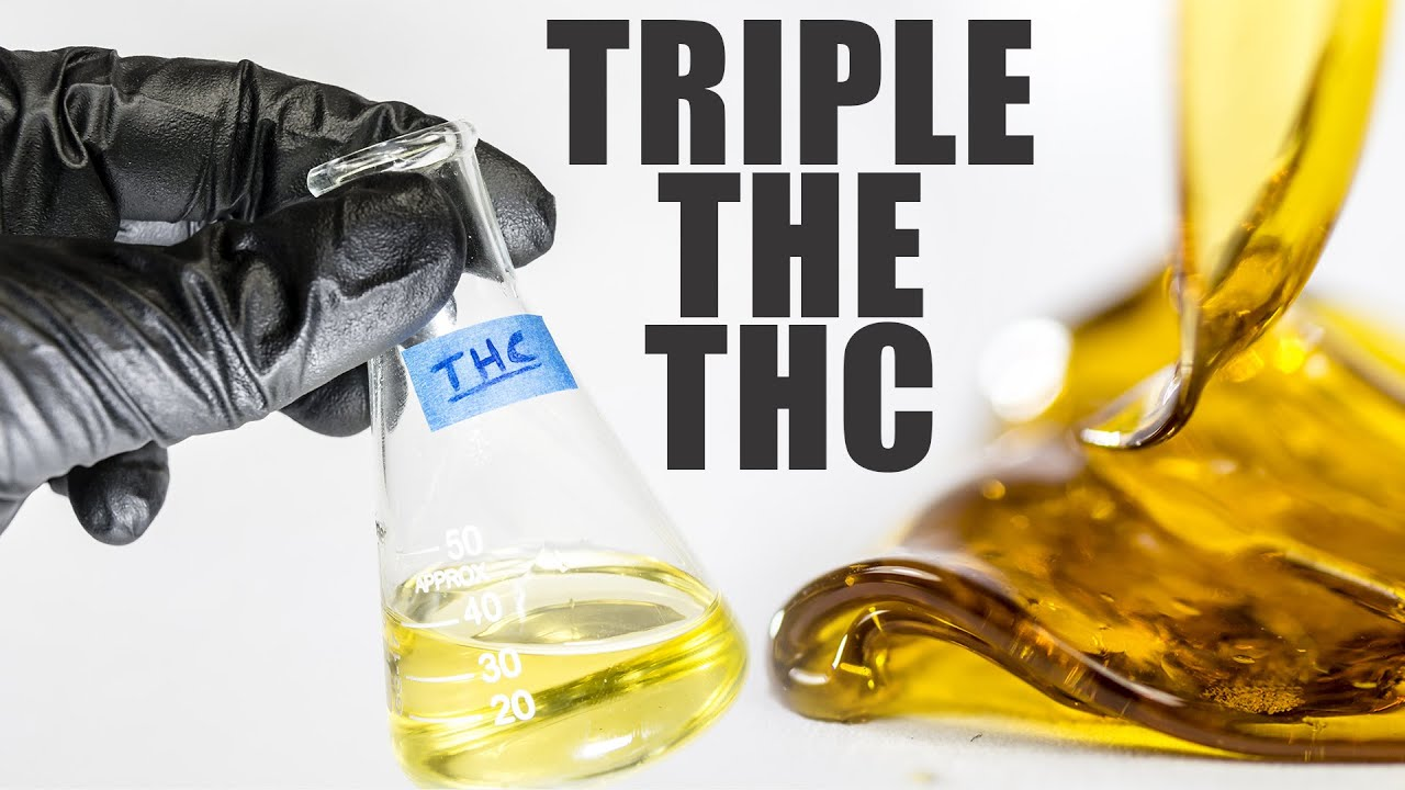 TRIPLE THE THC POTENCY - DANKEST DAB EXTRACTION YOU'VE EVER SEEN