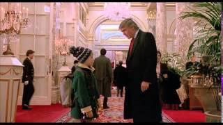 Дональд Трамп в Один дома 2