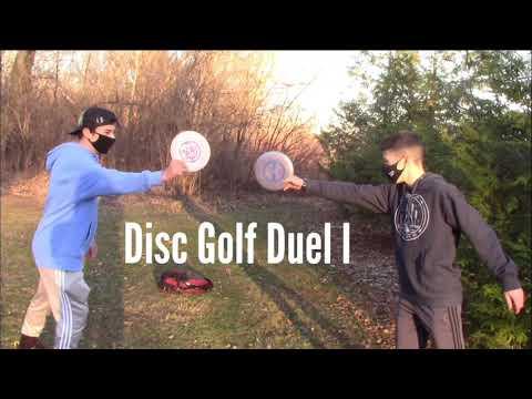 Disc Golf Duel I