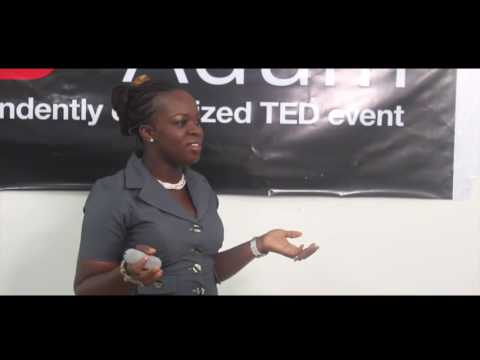Work/Family Life Balance for Today's Professional Women | Mary Aboagye | TEDxAdum