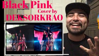 Reaction to BlackPink DDU DU DDU DU Cover by DEKSORKRAO from Thailand Kids
