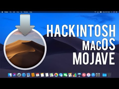 Repeat How to install macOS Mojave on PC (Core i7 8700K and
