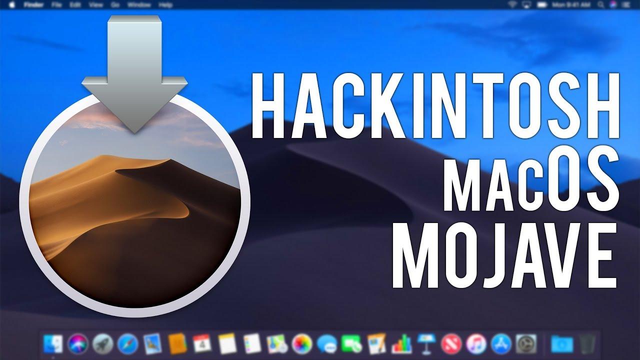 GUIA HACKINTOSH ESPAÑOL - Como instalar macOS Mojave en un PC con Windows