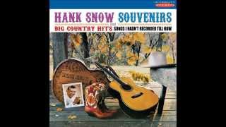 Watch Hank Snow Ill Go On Alone video