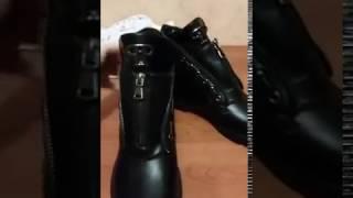 Обзор ботинок philipp plein