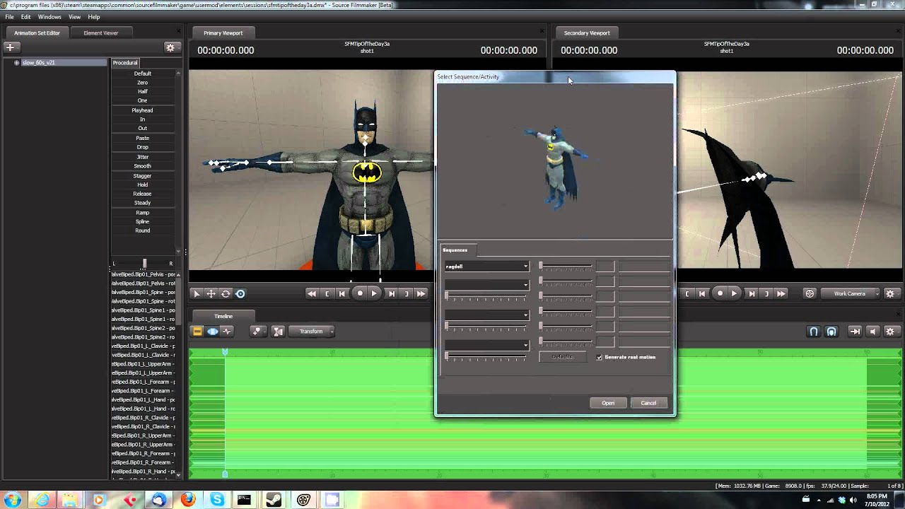 Sfm Source Filmmaker Import Custom Player Models – Desenhos Para Colorir