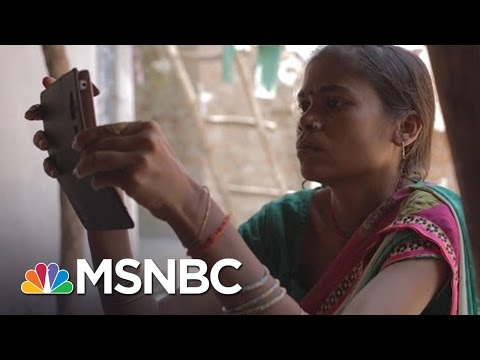 A Newspaper For And By India's 'Outcast' Women | MSNBC