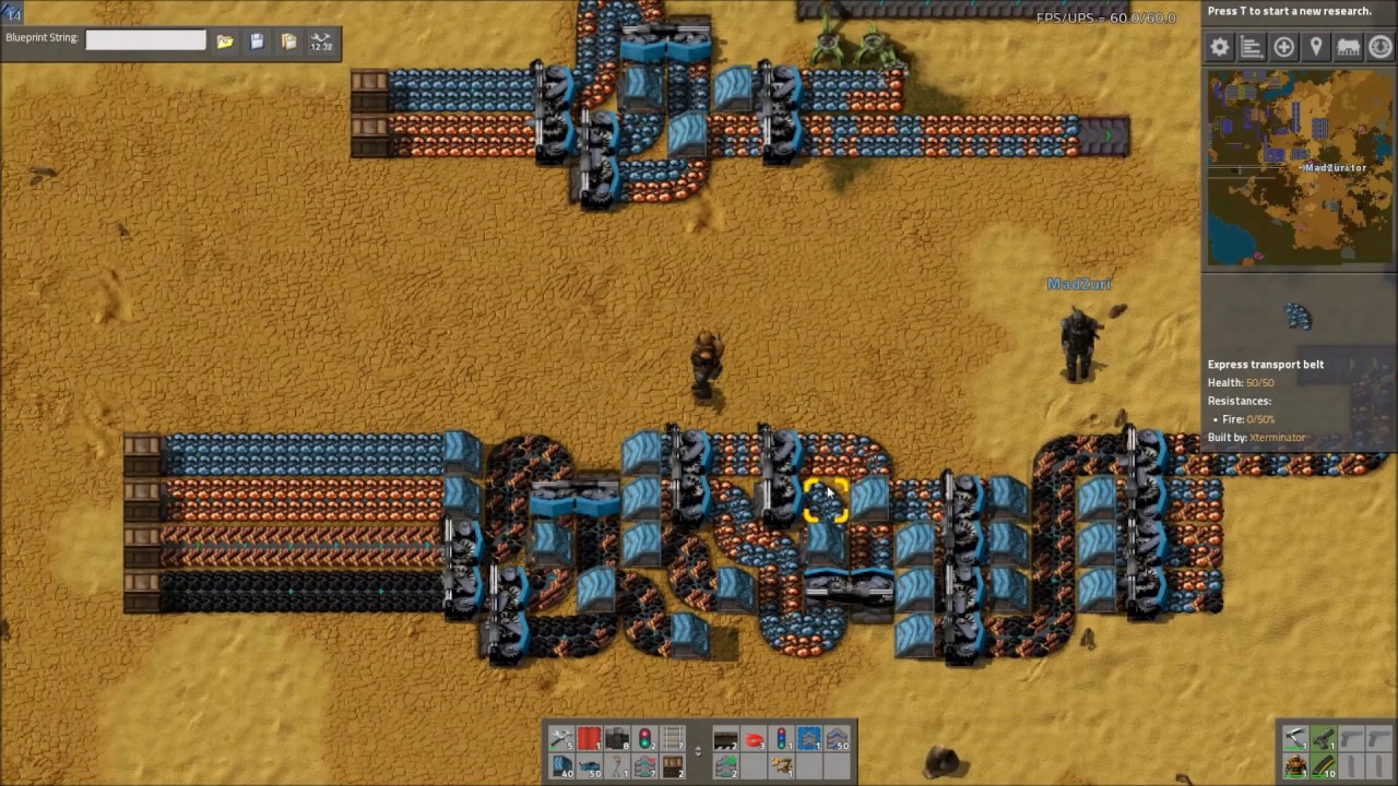 Factorio Workshop - Building A Better Factory :: Lane/Belt Balancers