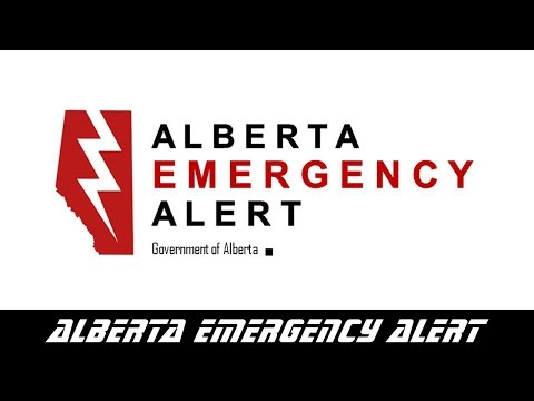 AEA Video - Wildfire Alert (Fort McMurray, AB)