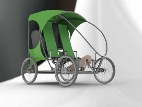 The Care Human Powered Vehicle Youtube