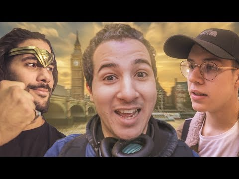 J'AI TOUCHÉ WONDER WOMAN ! (ft. Seb la Frite et Jérémy)