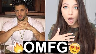TOP 10 BEST LOOKING GUYS ON INSTAGRAM!! REACTION