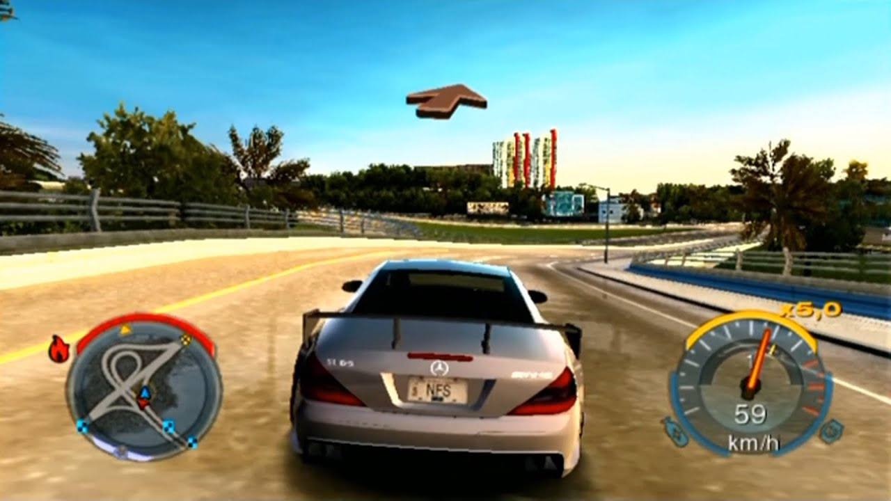 Need for Speed Undercover - Backwater Derby (Deutsch) PS2 ...