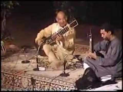 Ustad Vilayat Khan - Sitar (2)