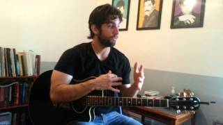 Noah and the Whale - There Will Come A Time (Guitar Chords & Lesson) by Shawn Parrotte