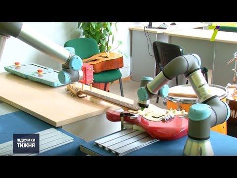 Новости 7 канал Одесса: Розвиток мехатроніки та робототехніки в Одесі