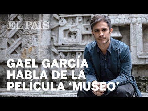 Entrevista a GAEL GARCIA BERNAL | La película del robo en el Museo de Antropología de México