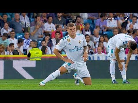 Toni Kroos vs Valencia (H) 17-18 1080i HD (27/08/2017)