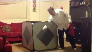 Cube Squared by Creative Magic