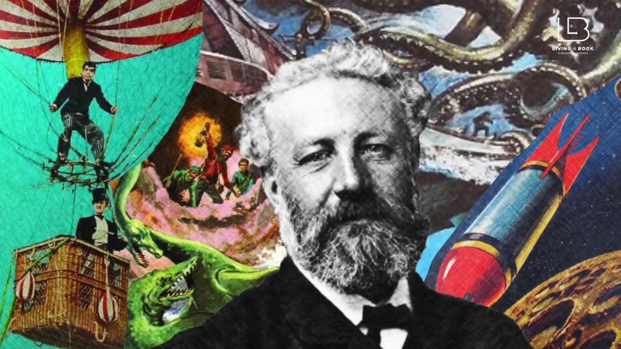 a biography of jules verne Jules verne' whole life was spent either writing or preparing for it jules gabriel  verne was born in nantes, france in 1828 born as the second.