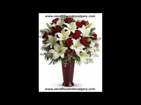 Send flowers from Lebanon to Calgary Alberta Canada