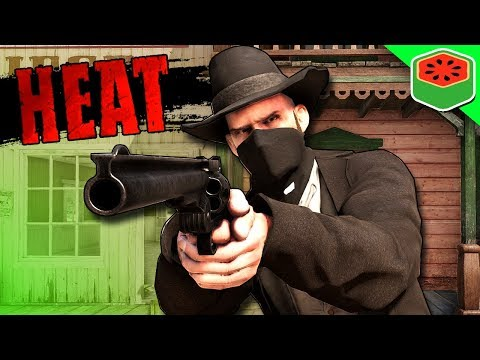 NEXT BIG SURVIVAL GAME!? | Heat