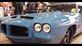 SEMA 2018: OPGI & Roadster Shop Link Up to Create A One-Off GTO