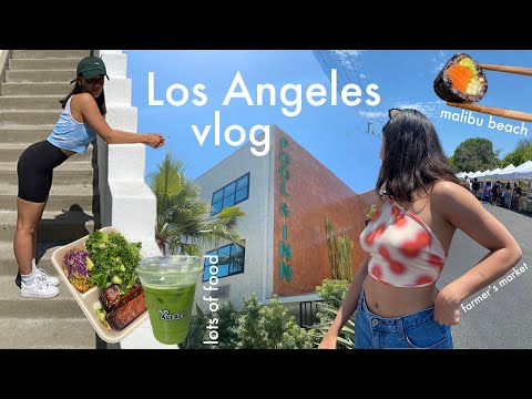 Travel with Me to Los Angeles // summer diaries