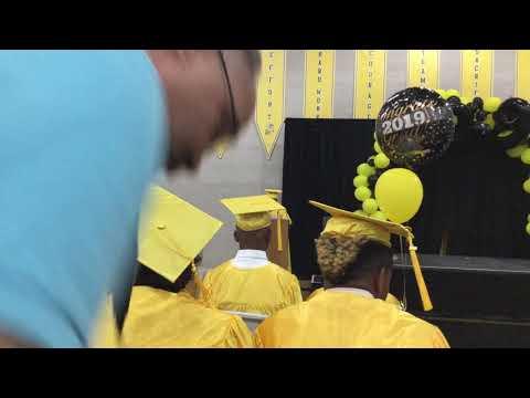 Champion Chandler 8th Grade Graduation Speeches - Mr. Harris HR
