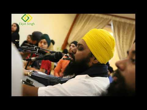 ਮੇਰੇ ਸਾਹਾ ਮੈ ਹਰਿ ਦਰਸਨ ਸੁਖੁ ਹੋਿੲ I Mere Saha Mai Har Darshan Sukh Hoe - Bhai Anantvir Singh Ji LA
