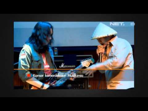 Entertainment News - Musikima dan SID menggelar konser kemerdekaan