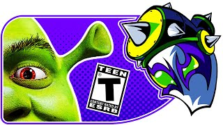 SHREK XBOX Extra Large Game? Review??? (@RebelTaxi) ShreXBox