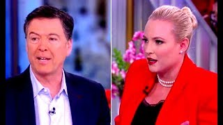 Meghan McCain Laughed Off 'The View' for Being Too Meghan McCain-y