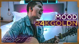 Mood - 24kGoldn | Cole Rolland (Acoustic/Pop Punk Cover)