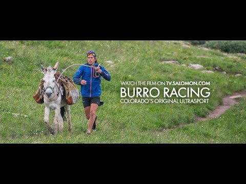 The Stubborn Spirit of Burro Racing
