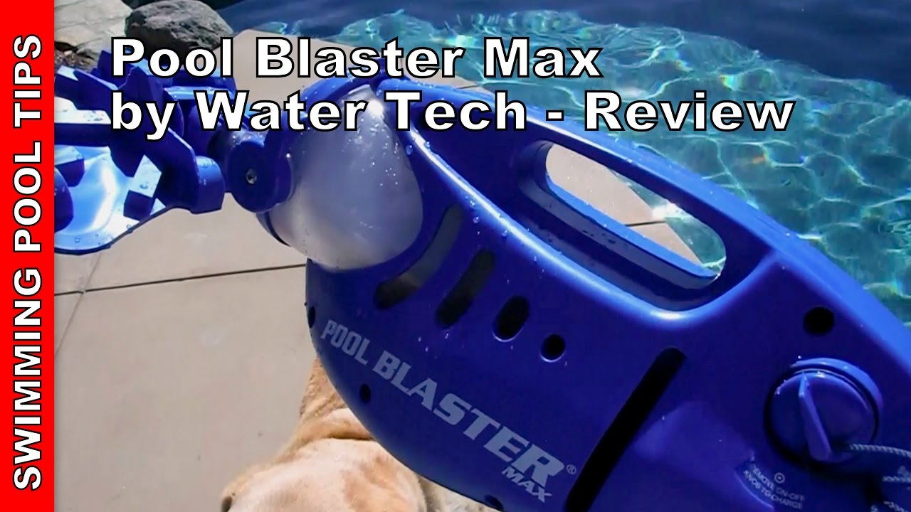 Bodensauger Pool Erfahrungen Water Tech Pool Blaster Max Review