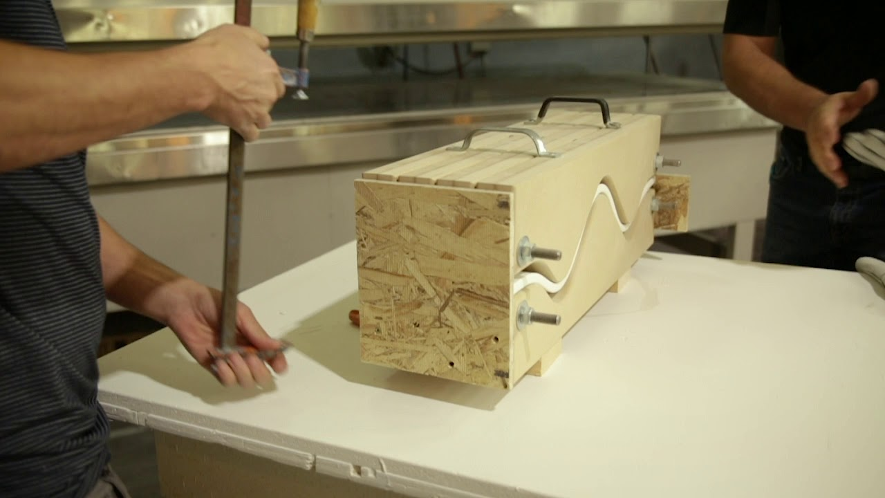 (French Translation) How To Thermoform Avonite Surfaces® Solid Surface