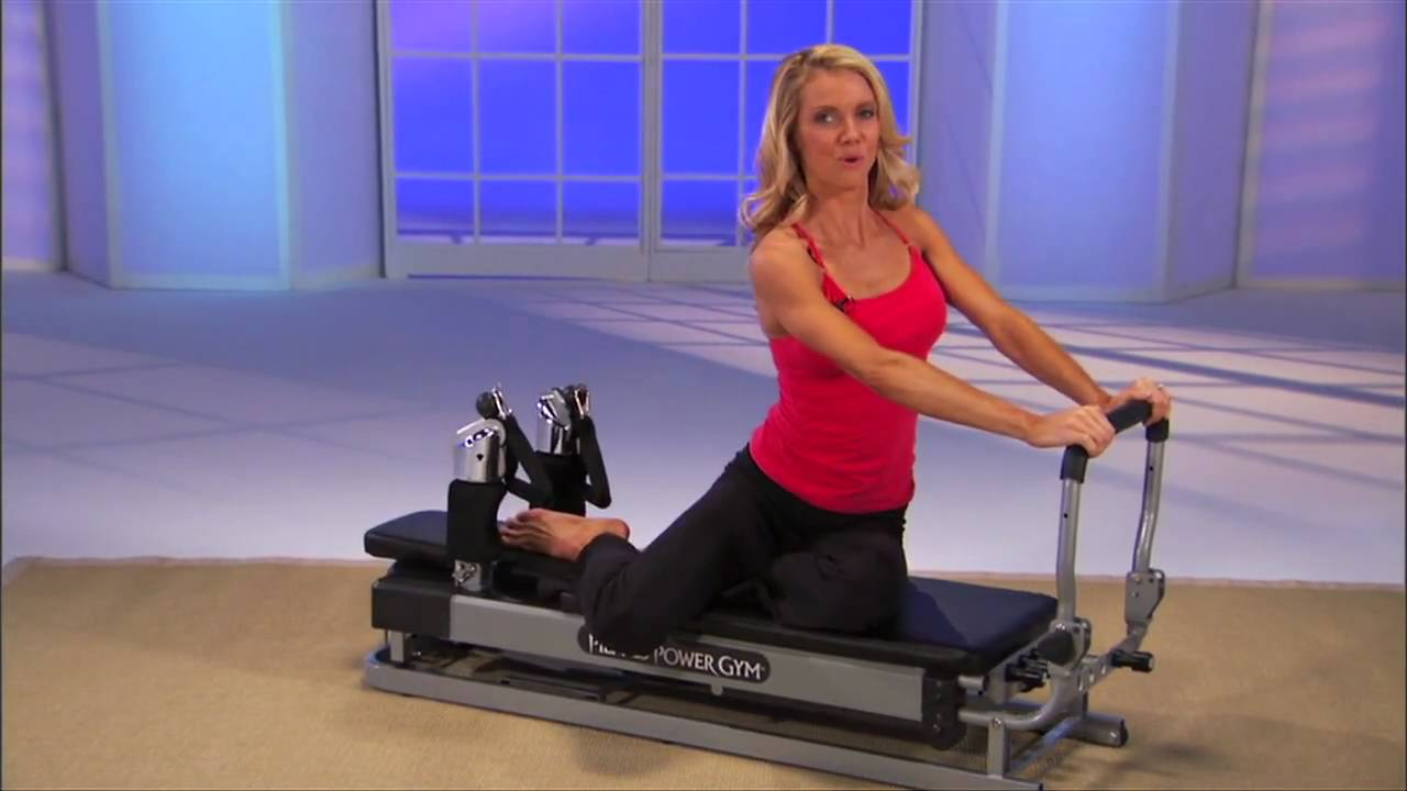 pilates power gym workout youtube