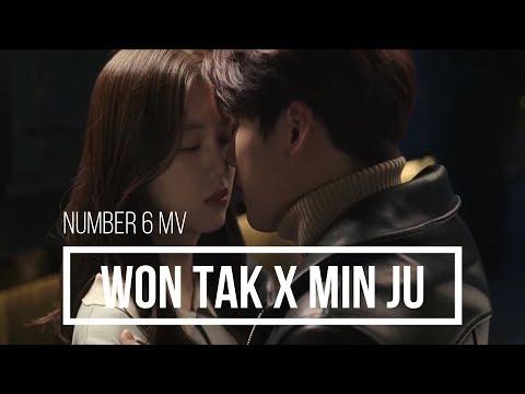 [ Number 6 MV ] Won Tak x Min Ju - Best Scene