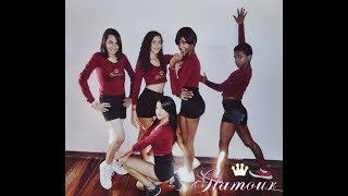 Intro (Turn Up The Music) Hello Venus - Wiggle Wiggle Cover By Glamour