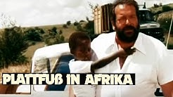 "Bud Spencer: ""Plattfuss in Afrika"" - Trailer (1977)"