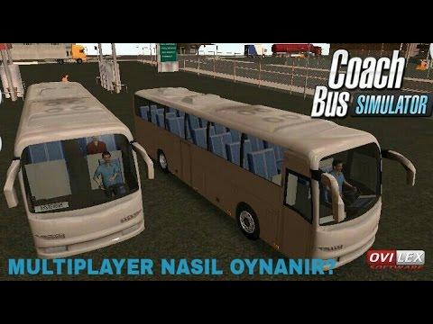 Coach Bus Simulator Multiplayer Nasıl Oynanır?