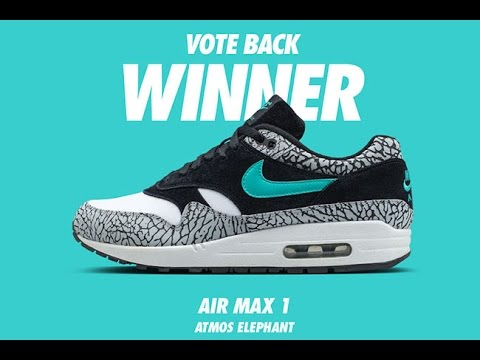 san francisco 4b2d7 1e401 Nike Actually Listen   Unboxing Nike Air Max 1 Atmos Elephant with Extra s    In-Depth Review