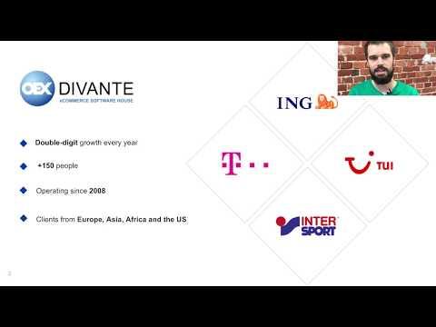 PWA eCommerce Frontend Platform - VueStorefront.io - Piotr Karwatka @ Divante