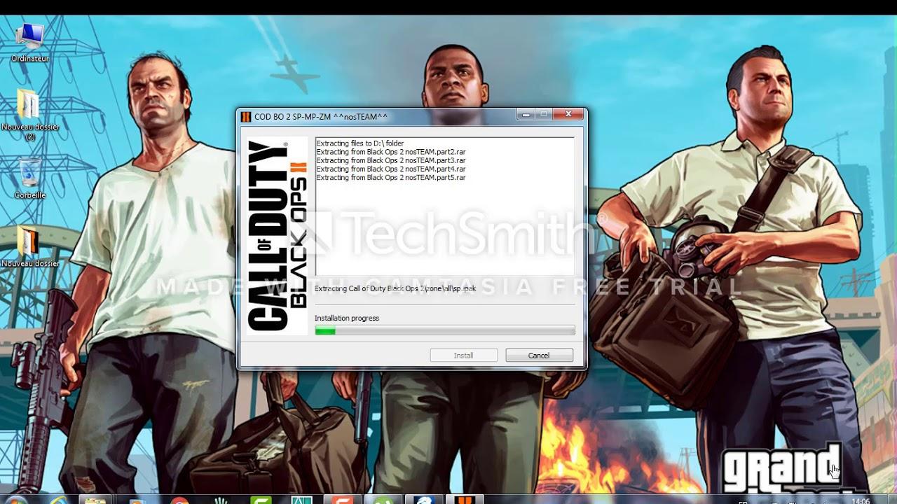 call of duty black ops 2 sound fix nosteam
