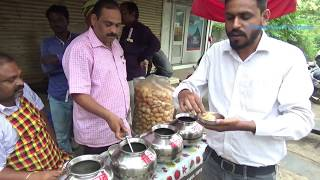 TYPE OF GOLGAPPA EATER
