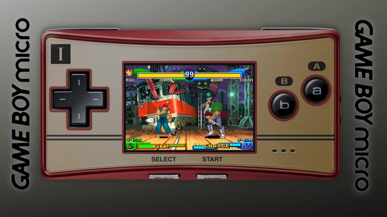 Retroarch - Gameboy Advance Overlays